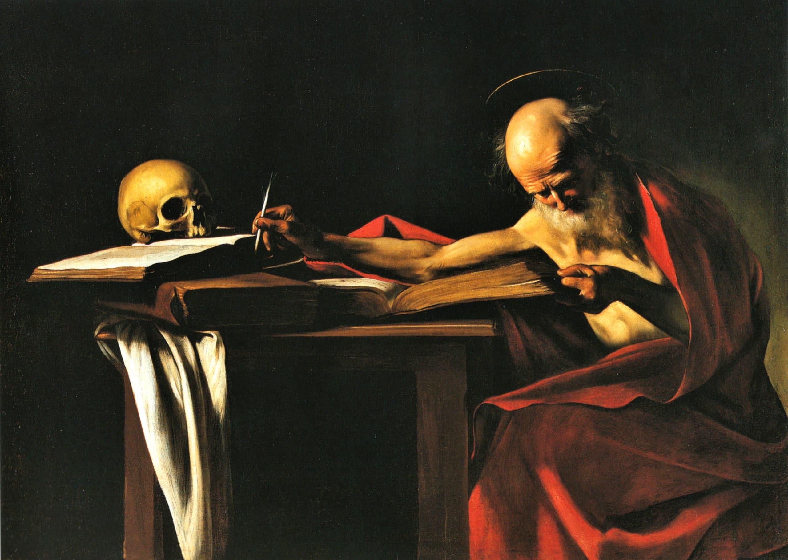 Aziz Jerome – Caravaggio