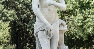 Borghese Bahçeleri - Venüs Çeşmesi