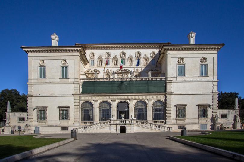 Borghese Galerisi Bileti