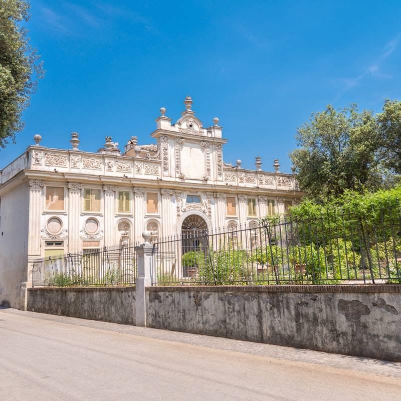 Borghese Galerisi – Dış Cephe – Müze Biletleri