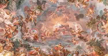 Borghese Galerisi'nin muhteşem freskleri (1)