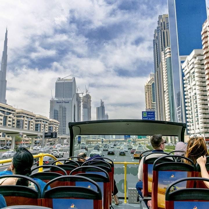 Dubai Şehir Turu