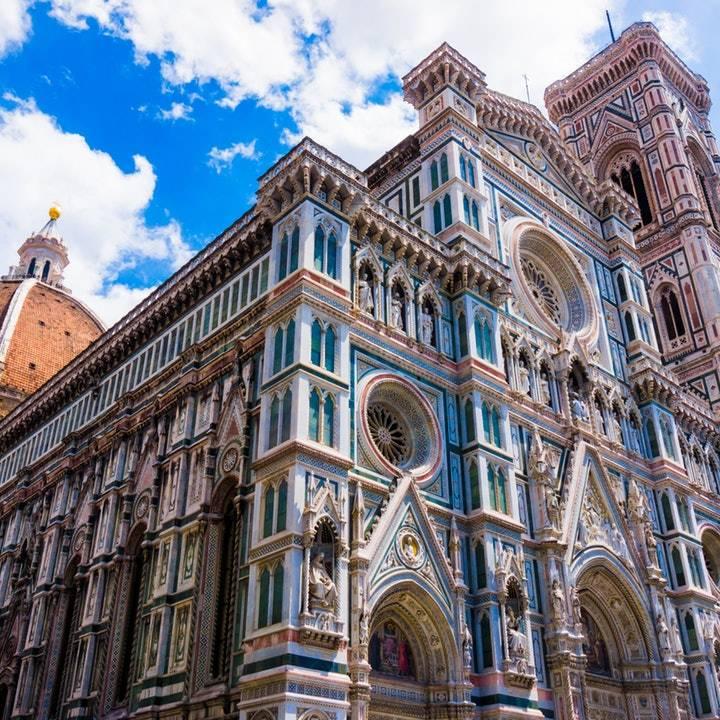 Floransa Katedrali Bileti - Duomo Katedrali, Floransa, İtalya