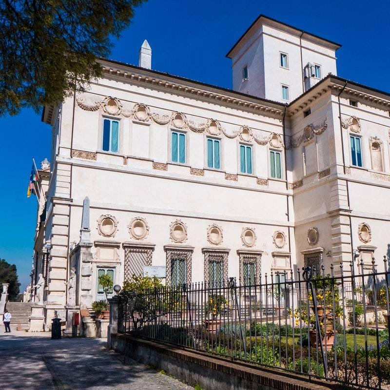 Meşhur Borghese Galerisi