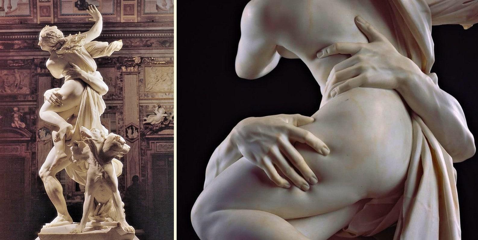 Persephone'nin Kaçırılışı - Borghese Galerisi Rehberi- Müze Biletleri