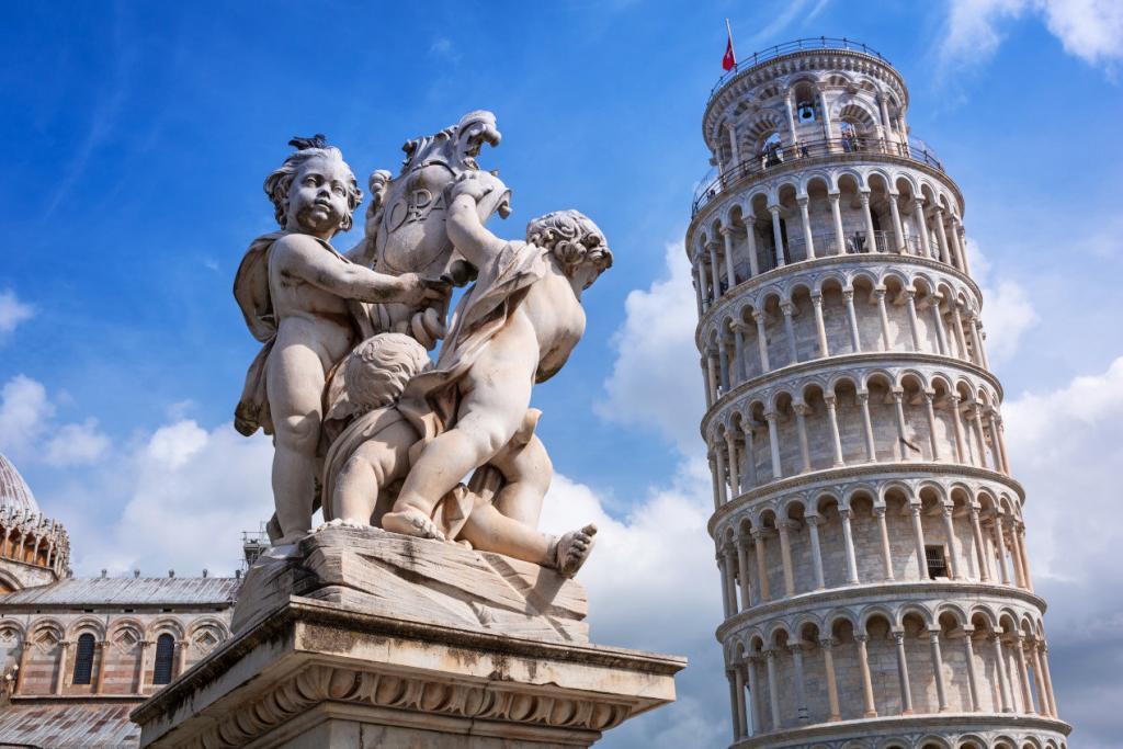 Pisa Kulesi Bileti ve Rehberi
