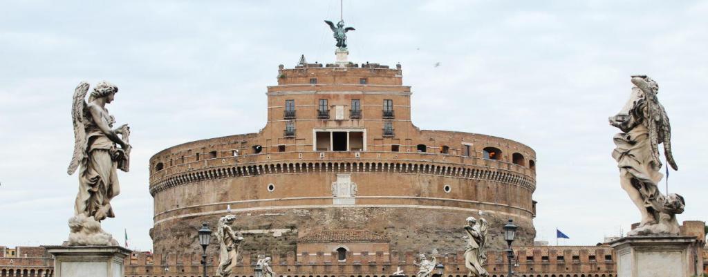 Sant'Angelo Kalesi Bileti - Rehberi - Roma (10)