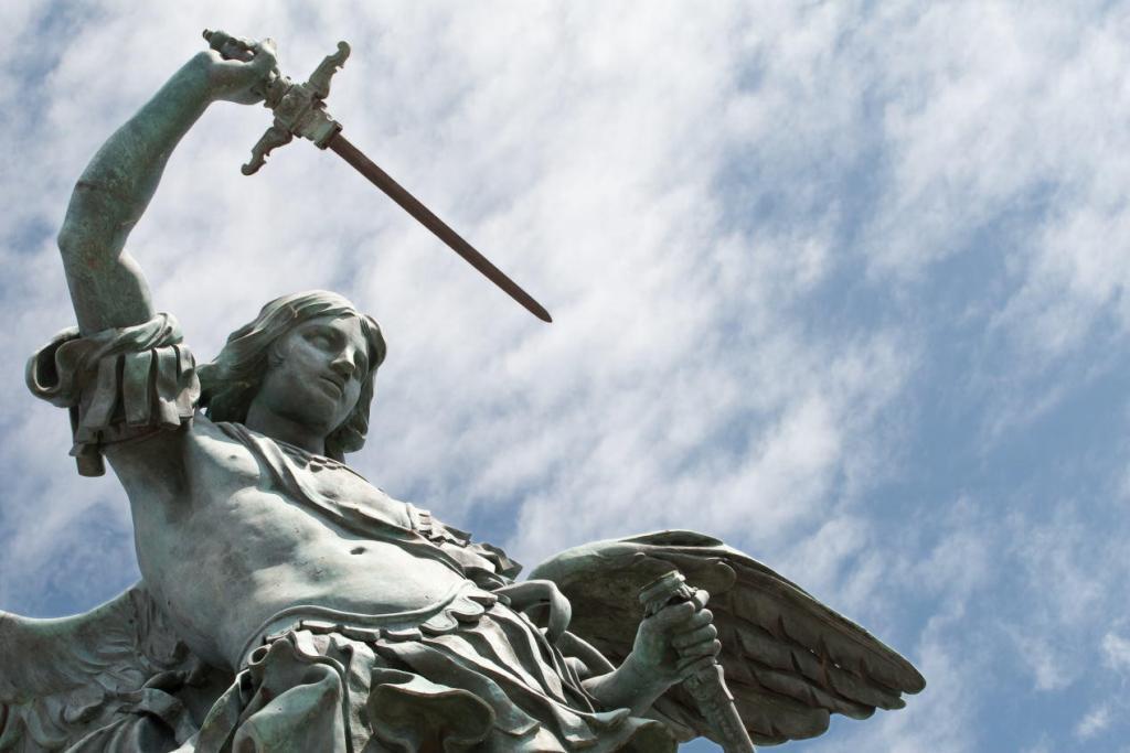 Sant'Angelo Kalesi Bileti - Rehberi - Roma (12)