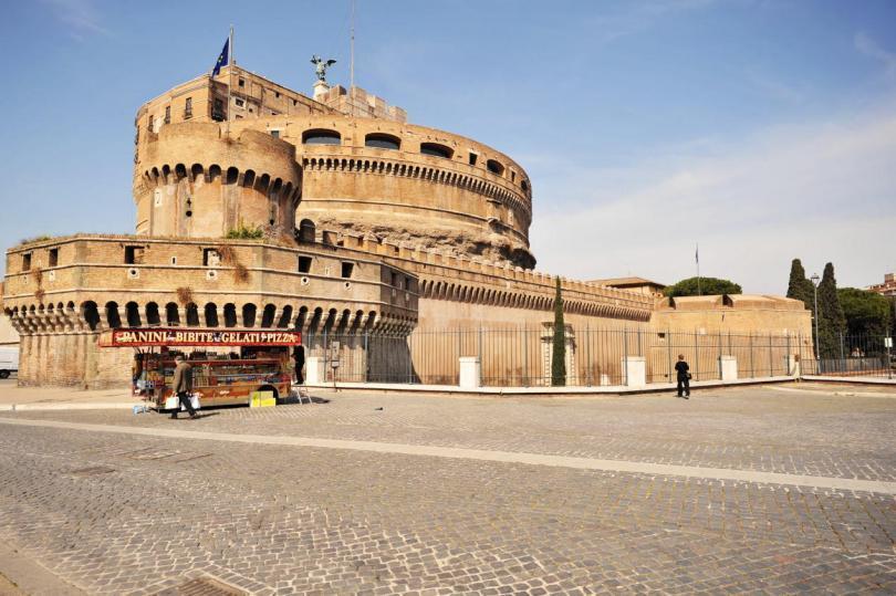 Sant'Angelo Kalesi Bileti - Rehberi - Roma (3)