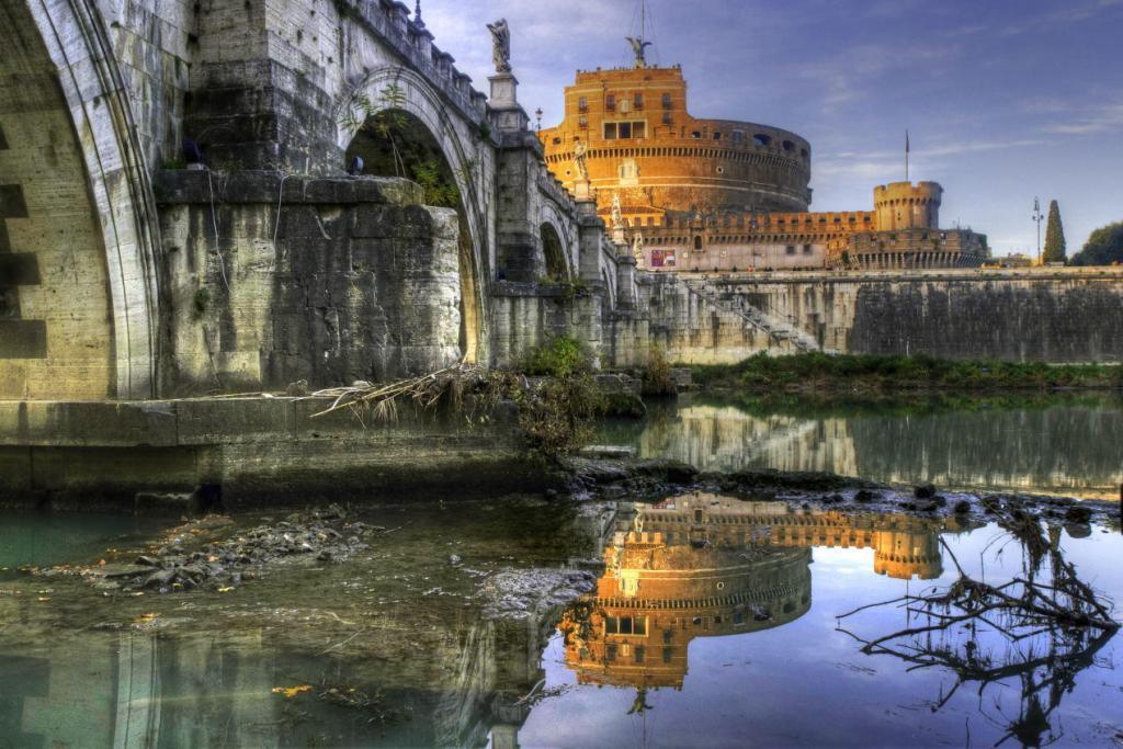 Sant'Angelo Kalesi Bileti - Rehberi - Roma (4)