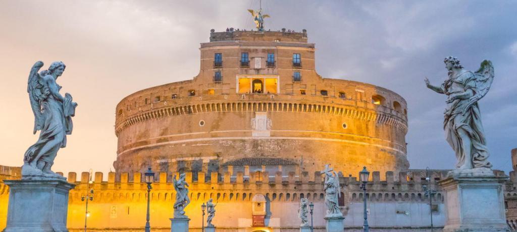 Sant'Angelo Kalesi Bileti - Rehberi - Roma (9)