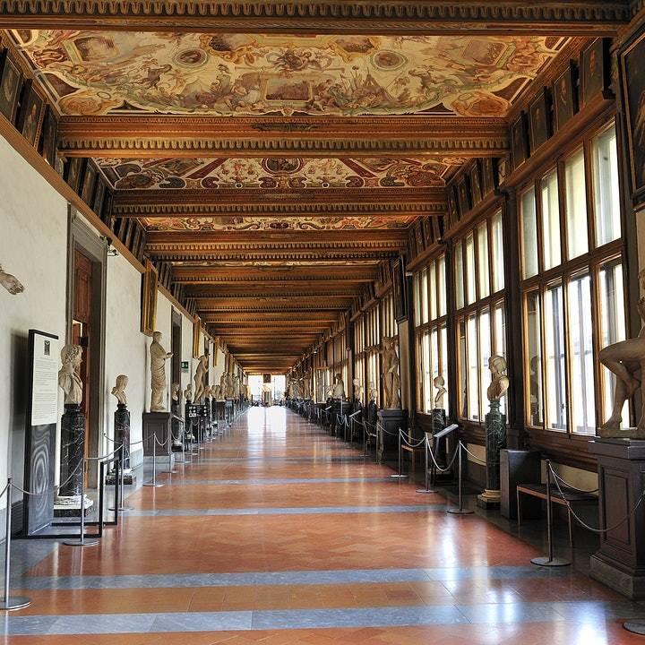 Uffizi Galerisi