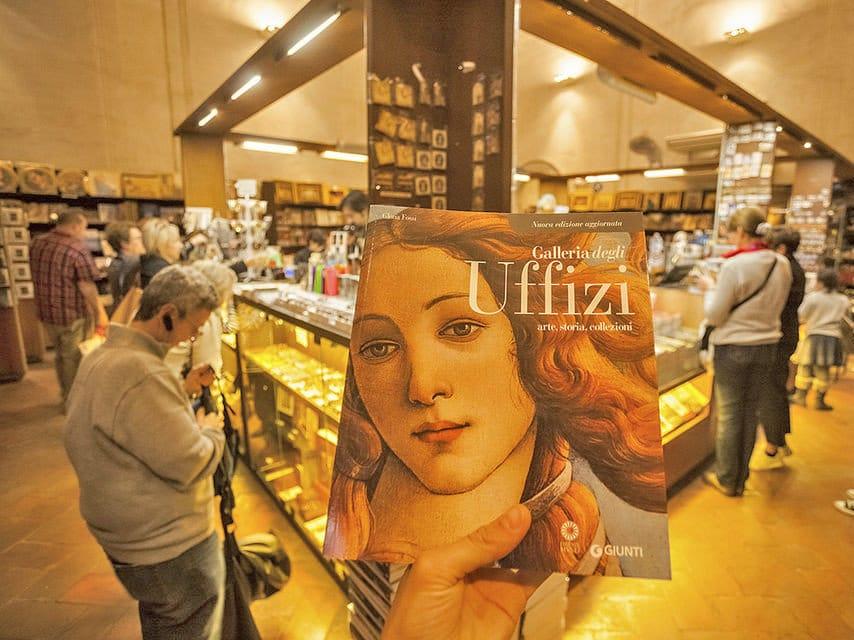 Uffizi Galerisi Müze Mağazası