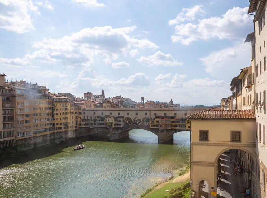 2'inci kattan Floransa Manzarası