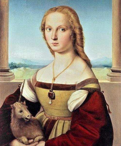 Unicorn'lu Genç Kadın – Raphael - Borghese Galerisi Biletleri