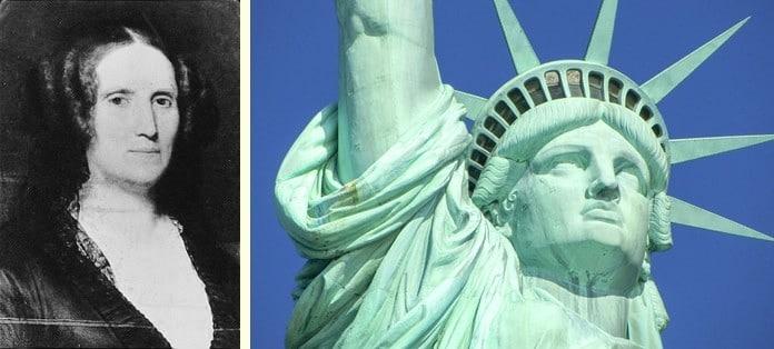 Bartholdi'nin Annesi Charlotte ve Özgürlük Heykeli - Özgürlük Heykeli Bileti ve Giriş Ücretleri