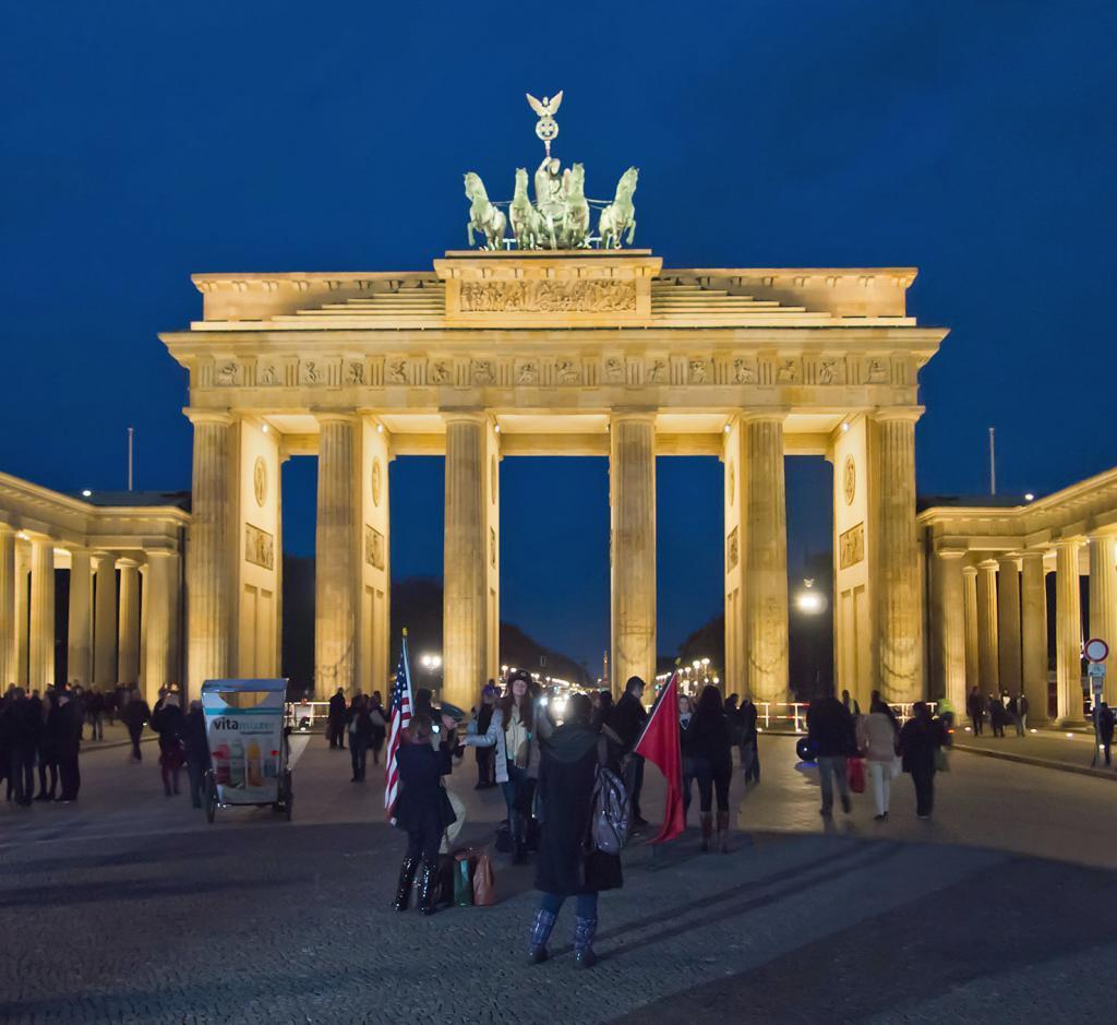 Berlin Biletleri ve Turları