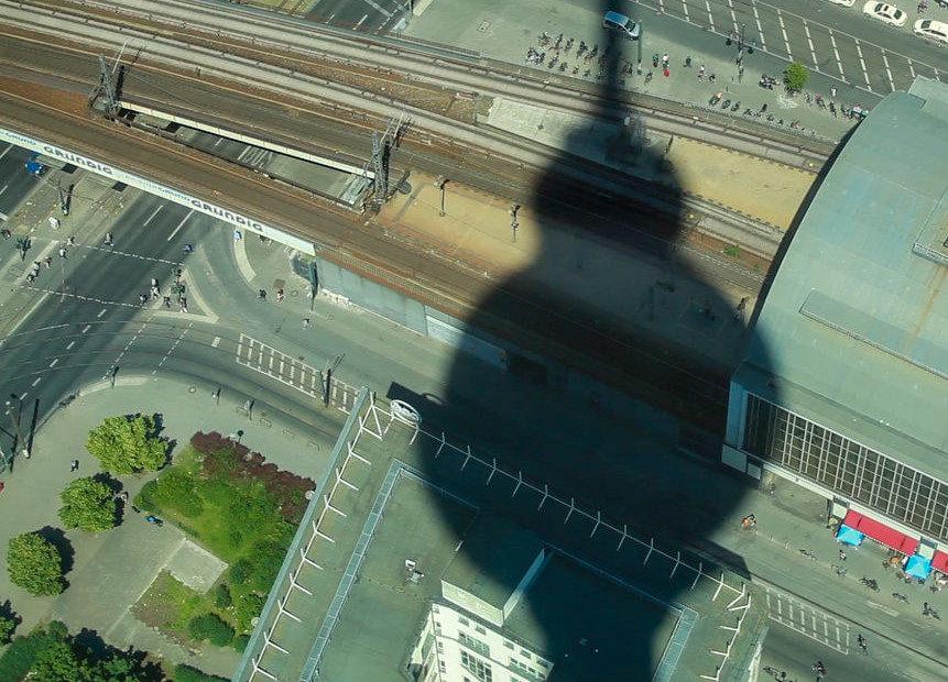 Berlin Tv Kulesi Bileti