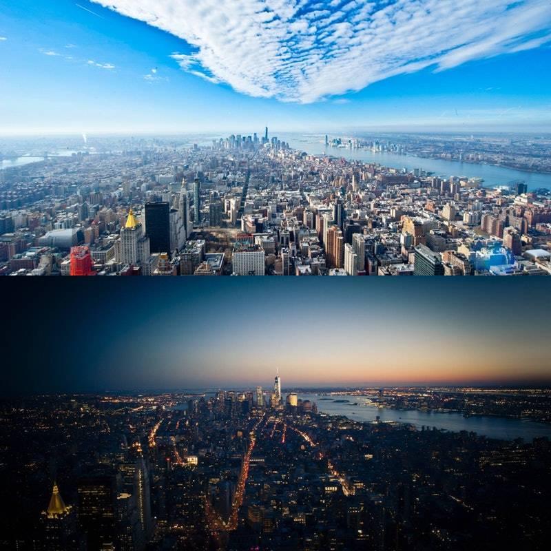 Empire State: Gece ve Gündüz