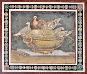 Güvercinler Mozaği - Kapitolin Müzeleri