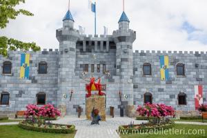 Legoland Münih Turu - Knight's Kingdom