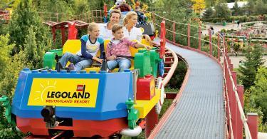 Münih Legoland Turu - Legoland Deutschland Resort