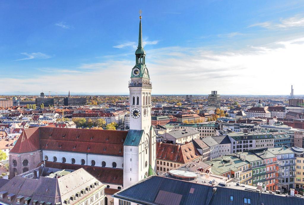 Münih Biletleri ve Turları