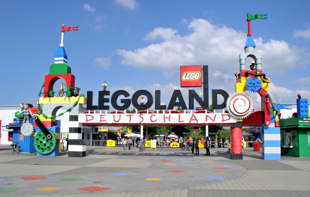 Münih Legoland Turu