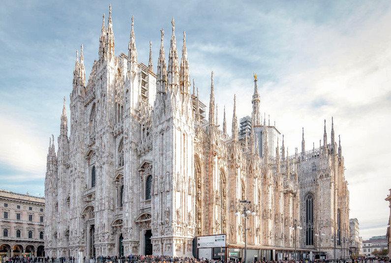 Milano Duomo Katedrali Bileti