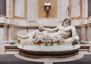 Nehir Tanrısı Heykeli, Palazzo Nuovo, Kapitolin Müzeleri