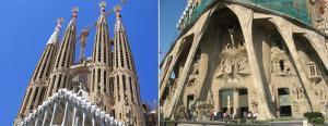 Passion Façade – Tutku - Çile Cephesi - Sagrada Familia Bilet Türleri