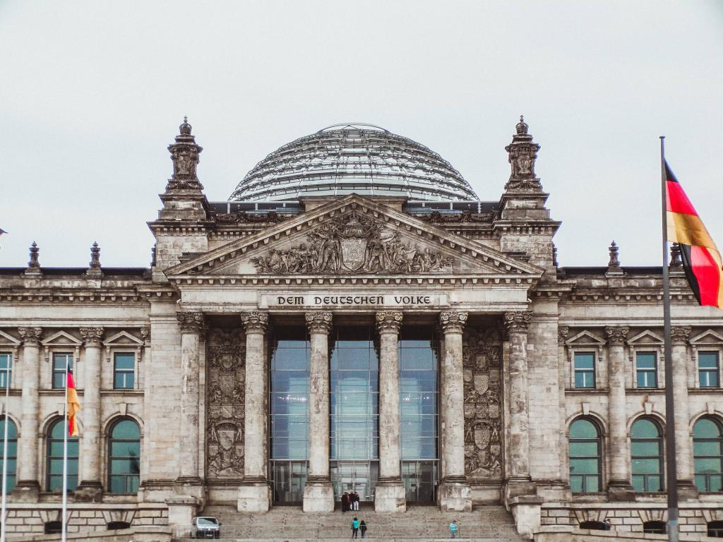 Reichstag Binası
