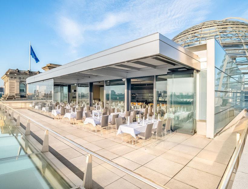 Reichstag Restoranı