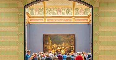 Rijks Müzesi (Rijksmuseum) Bileti