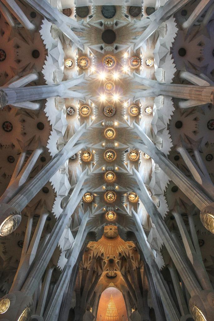Sagrada Familia Nef