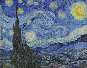 Van Gogh - The Starry Night - Yıldızlı Gece - Van Gogh Müzesi Giriş Ücreti & Bileti