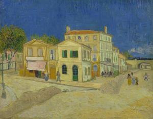 Van Gogh- Yellow House - Sarı Ev- Van Gogh Müzesi Online Bilet