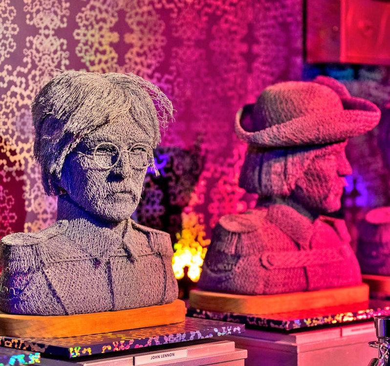 Amsterdam'ın En Garip Müzesi Ripley's Believe It or Not! Bileti