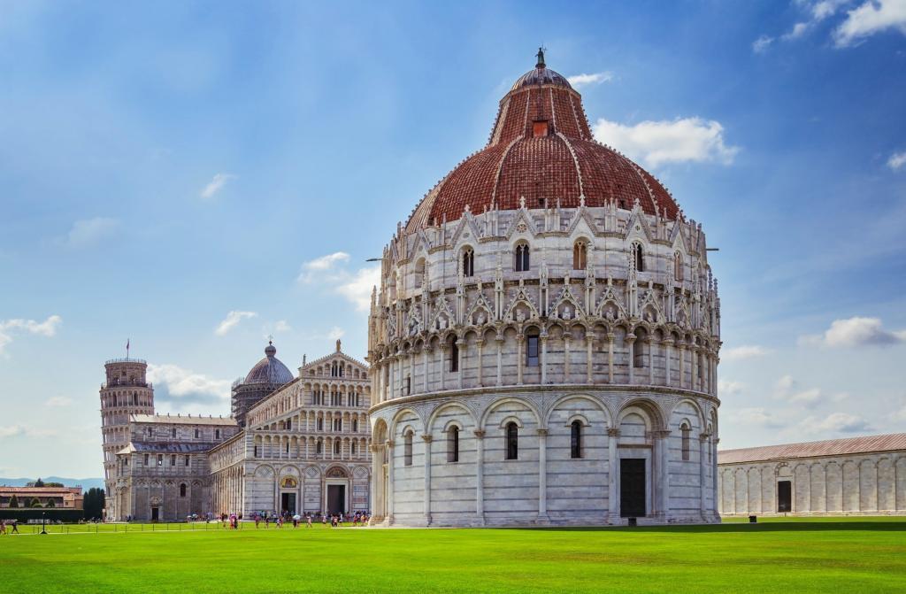 Floransa Kalkışlı Günübirlik Pisa Kulesi Turu (1)