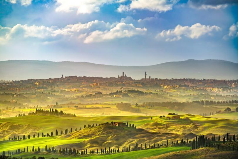 Floransa Kalkışlı Tam Gün Toskana Turu