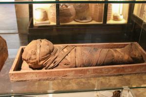 Floransa Ulusal Arkeoloji Müzesi Bileti - Çocuk Mumyası