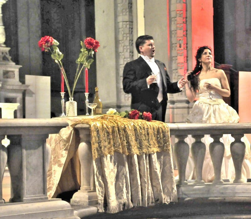 La Traviata Operası Bileti