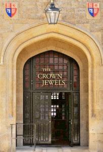 Londra Kalesi - Kraliyet Hazineleri Bölümü