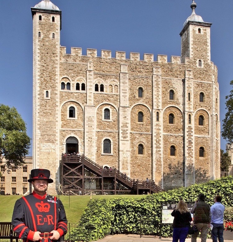 Londra Kalesi (Tower of London) Bileti