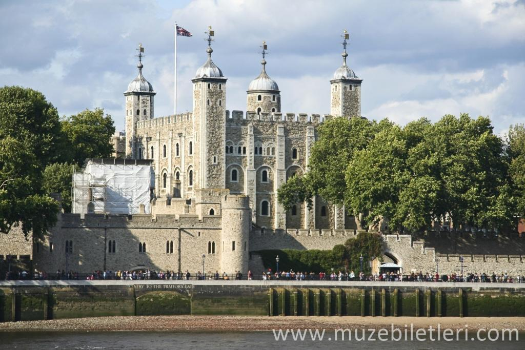 Londra Kalesi - Tower of London Bileti ve Rehberi