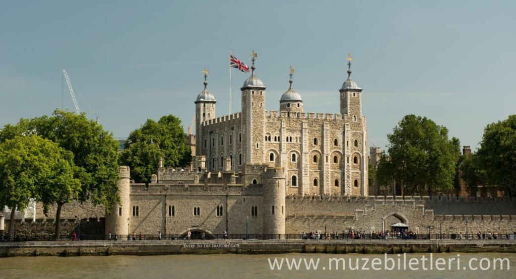 Londra Kalesi - Tower of London Bileti ve Rehberi