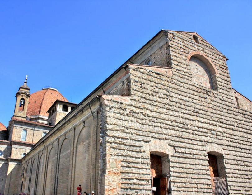 San Lorenzo Bazilikası Bileti