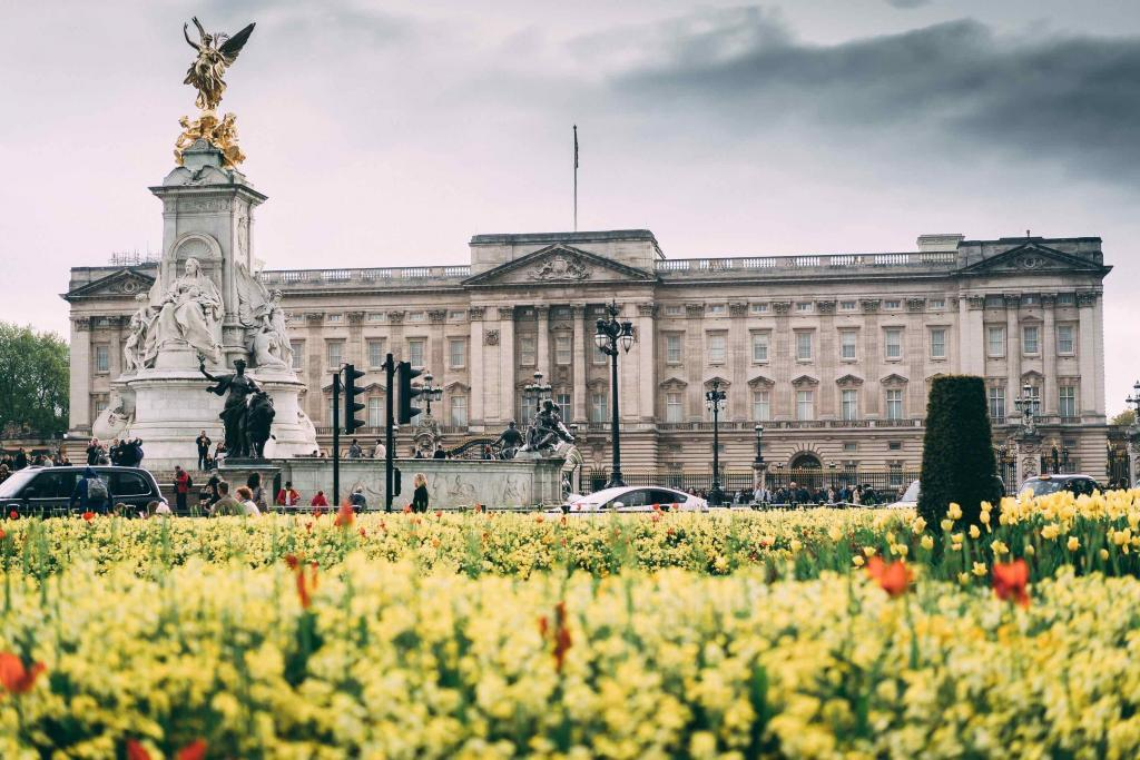 Buckingham Sarayı Bilet Türleri