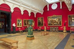 Buckingham Sarayı Kraliçe'nin Galerisi