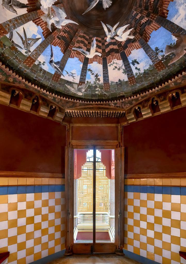 Casa Vicens Bileti - Barselona